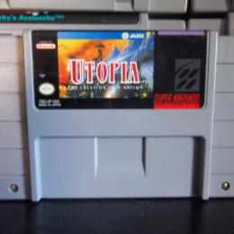 Utopia: The Creation of a Nation, Jaleco, 1993
