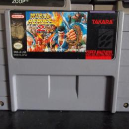 World Heroes 2, Takara, 1994