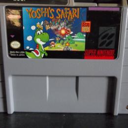 Yoshi's Safari, Nintendo, 1993