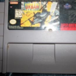 Urban Strike: The Sequel to Jungle Strike, EA, 1995