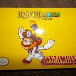 Dr. Mario World: House Calls