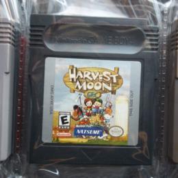 Harvest Moon, Natsume, 1999
