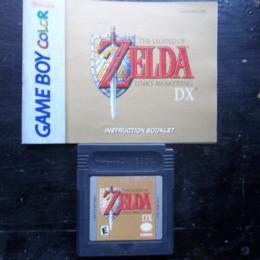 Legend of Zelda, The: Link's Awakening DX, Nintendo, 1998