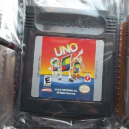 Uno, Mattel, 2000