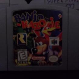 Banjo-Kazooie, Nintendo, 1998