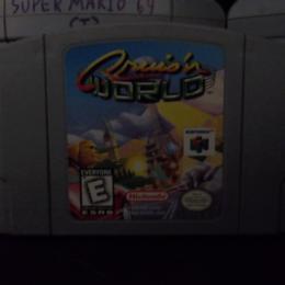 Cruis'n World, Nintendo, 1998