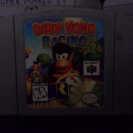 Diddy Kong Racing, Rareware, 1997
