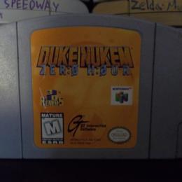 Duke Nukem: Zero Hour, GT Interactive, 1999