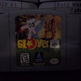 Glover, Interactive Studios, 1998