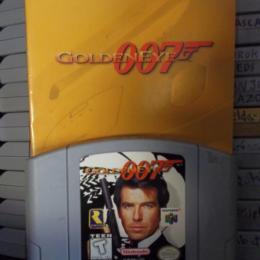 Golden Eye 007, Nintendo, 1997