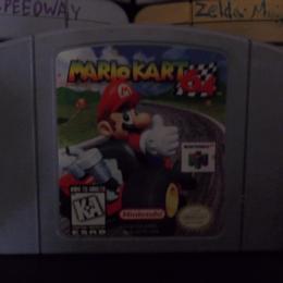 Mario Kart 64, Nintendo, 1997