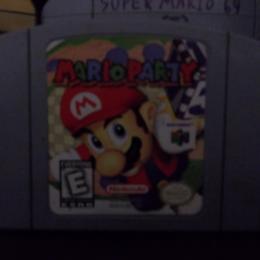 Mario Party, Nintendo, 1999