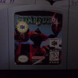 Star Fox 64, Nintendo, 1997