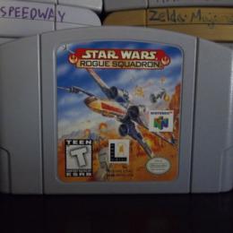 Star Wars: Rogue Squadron, LucasArts, 1998