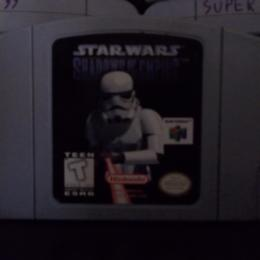 Star Wars: Shadows of the Empire, Nintendo, 1996