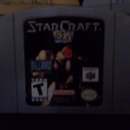 StarCraft 64, Nintendo, 2000