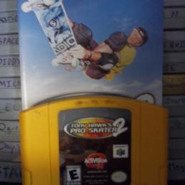 Tony Hawk's Pro Skater 2, Activision, 2001