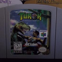 Turok: Dinosaur Hunter, Acclaim, 1997