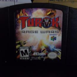 Turok: Rage Wars, Acclaim, 1999