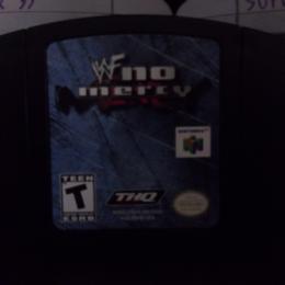 WWF No Mercy, THQ, 2000