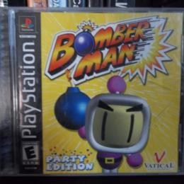 Bomberman Party Edition, Vactical, 2000