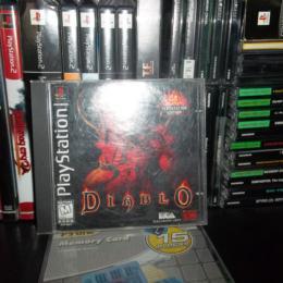 Diablo, Electronic Arts, 1998