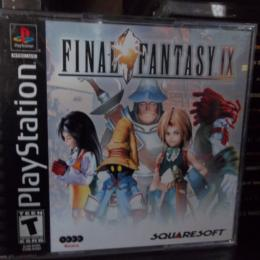 Final Fantasy IX, Squaresoft, 2000