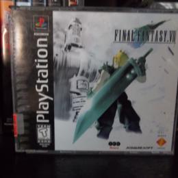 Final Fantasy VII, Squaresoft, 1997