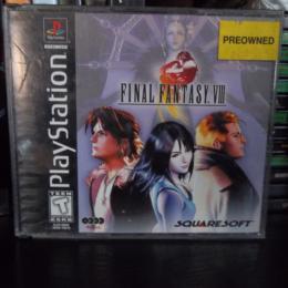 Final Fantasy VIII, Squaresoft, 1999