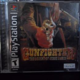 Gunfighter: The Legend of Jesse James, Ubisoft, 2001