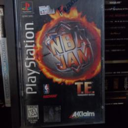 NBA Jam: Tournament Edition (Longbox), Acclaim, 1995
