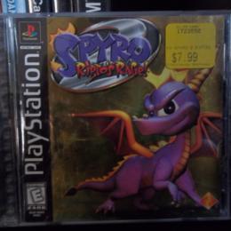 Spyro 2: Ripto's Rage, Universal, 1999