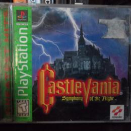 Castlevania: Symphony of the Night (Greatest Hits), Konami, 1998