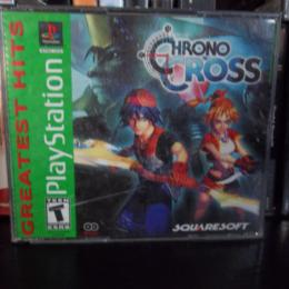 Chrono Cross (Greatest Hits ), SquareSoft, 2000