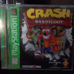 Crash Bandicoot (Greatest Hits), SCEA, 1997