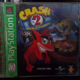 Crash Bandicoot 2: Cortex Strikes Back (Greatest Hits), SCEA, 1998