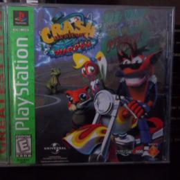 Crash Bandicoot Warped (Greatest Hits), SCEA, 1999