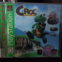 Croc: Legend of the Gobbos (Greatest Hits), Fox Interactive, 1998