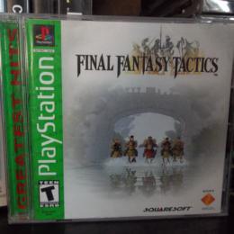 Final Fantasy Tactics (Greatest Hits), Sony Computer Entertainment, 2001