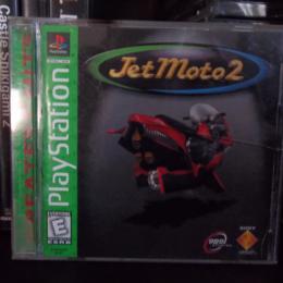 Jet Moto 2 (Greatest Hits), SCEA, 1997