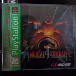 Mortal Kombat 4 (Greatest Hits), Midway, 1997