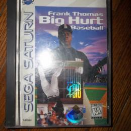 Frank Thomas Big Hurt Baseball, Acclaim, 1996