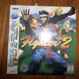 Virtua Fighter 2, Sega, 1996