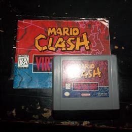 Mario Clash, Nintendo, 1995