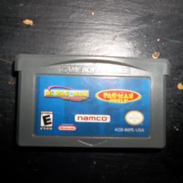 Ms. Pac-Man Maze Madness / Pac-Man World