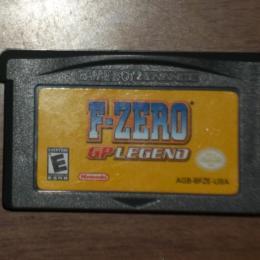 F-Zero: GP Legend, Nintendo, 2004