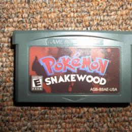 Pokemon Snakewood Version