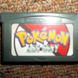 Pokemon Ash Grey Version
