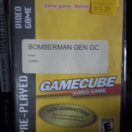 Bomberman Generation, Majesco, 2002
