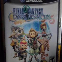 Final Fantasy: Crystal Chronicles, Nintendo, 2004
